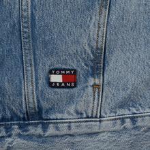 Женская джинсовая куртка Tommy Jeans Heritage Denim Light Blue фото- 3