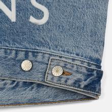 Женская джинсовая куртка Tommy Jeans Heritage Denim Light Blue фото- 6