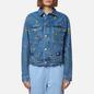 Женская джинсовая куртка Tommy Jeans x Looney Tunes Denim Light Blue Wash фото - 2