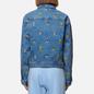 Женская джинсовая куртка Tommy Jeans x Looney Tunes Denim Light Blue Wash фото - 3