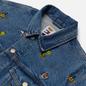 Женская джинсовая куртка Tommy Jeans x Looney Tunes Denim Light Blue Wash фото - 1