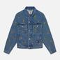Женская джинсовая куртка Tommy Jeans x Looney Tunes Denim Light Blue Wash фото - 0