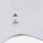 Женская футболка adidas Originals x Reigning Champ Engineered Spacer Mesh White фото- 2