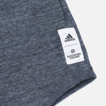 Женская футболка adidas Originals x Reigning Champ Crew Neck Collegiate Navy/Colored Heather фото- 2