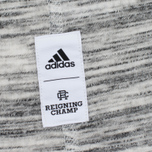 Женская футболка adidas Originals x Reigning Champ Engineered Spacer Mesh Non-Dyed фото- 2