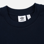 Женская футболка adidas Originals x XBYO Round Neck Legend Ink фото- 1
