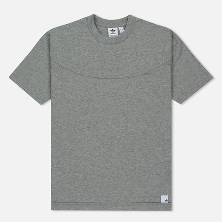 Женская футболка adidas Originals x XBYO Round Neck Medium Grey Heather