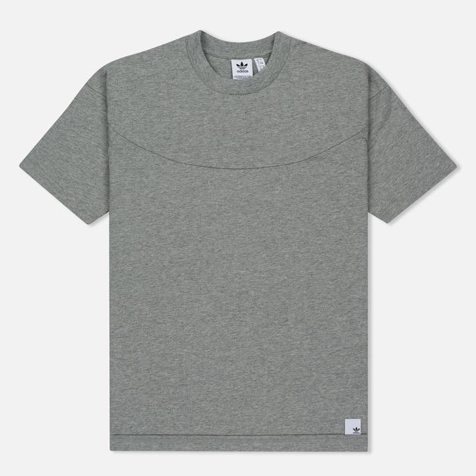 Женская футболка adidas Originals x XBYO Round Neck Medium Grey Heather