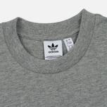 Женская футболка adidas Originals x XBYO Round Neck Medium Grey Heather фото- 1
