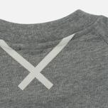 Женская футболка adidas Originals x XBYO Round Neck Medium Grey Heather фото- 2