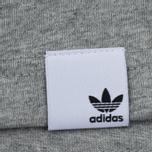 Женская футболка adidas Originals x XBYO Round Neck Medium Grey Heather фото- 4