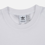 Женская футболка adidas Originals x XBYO Round Neck White фото- 1