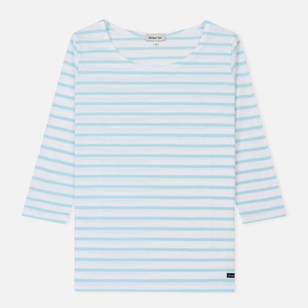 Женская футболка Armor-Lux Cap Coz Breton White/Sea
