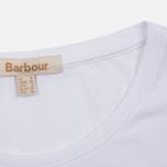 Женская футболка Barbour Beaman Robin White фото- 2