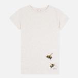 Женская футболка Barbour Herteron Parchment фото- 0