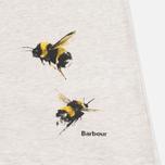 Женская футболка Barbour Herteron Parchment фото- 2