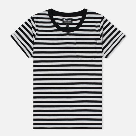 Женская футболка Barbour International Koso Top Black