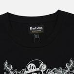 Женская футболка Barbour International Riser Black фото- 1