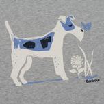 Женская футболка Barbour Laurel Light Grey Marl фото- 2