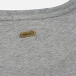 Женская футболка Barbour Laurel Light Grey Marl фото- 3