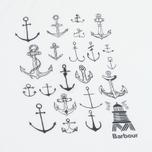 Женская футболка Barbour Maryport White фото- 2