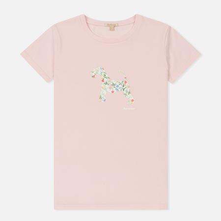Женская футболка Barbour Otterburn Rose