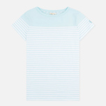 Barbour Teesport Women's T-shirt Aqua photo- 0