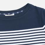 Женская футболка Barbour Teesport Top Navy фото- 1