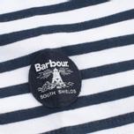 Женская футболка Barbour Teesport Top Navy фото- 3