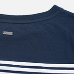 Женская футболка Barbour Teesport Top Navy фото- 2