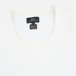 Женская футболка Barbour x Land Rover Wadeline Top White фото- 1