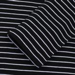 Женская футболка Carhartt WIP W' 3/4 Cullen Stripe Black/White фото- 3