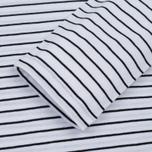 Женская футболка Carhartt WIP W' 3/4 Cullen Stripe White/Black фото- 3