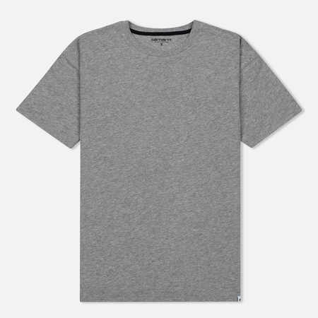 Carhartt WIP W' Carrie Women's T-shirt| Grey Heather/Black
