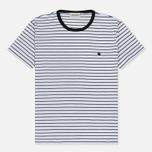 Женская футболка Carhartt WIP W' Cullen Stripe White/Black фото- 0