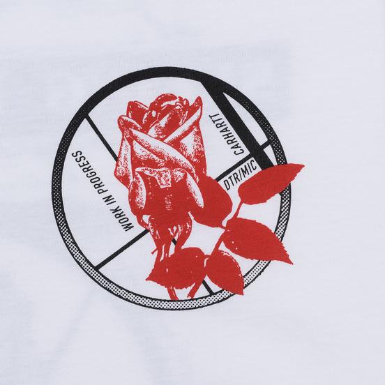 Женская футболка Carhartt WIP W' S/S Duality White