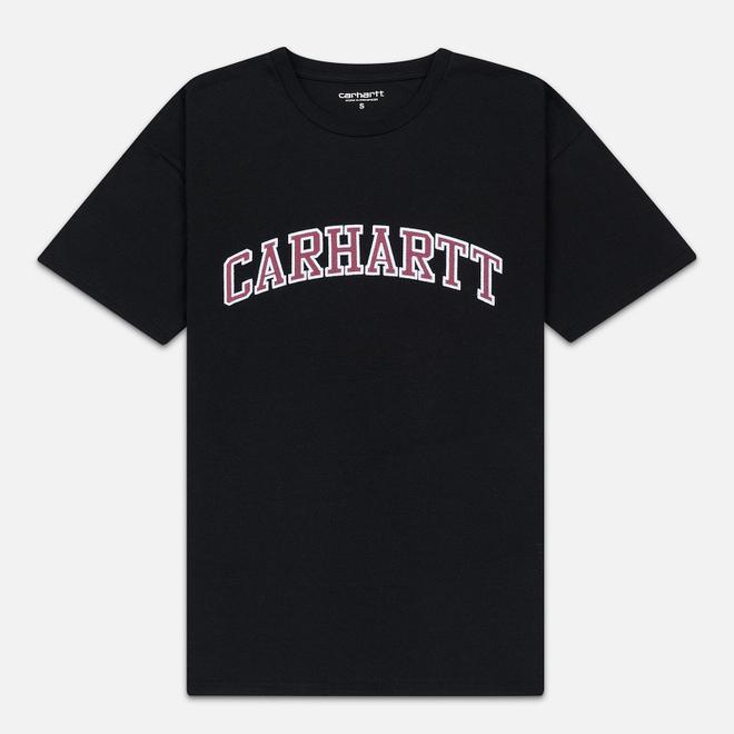 Женская футболка Carhartt WIP W' S/S Princeton Black