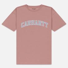 Женская футболка Carhartt WIP W' S/S Princeton Blush фото- 0