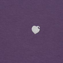 Женская футболка Carhartt WIP W' S/S Tilda Hartt Dusty Mauve/Wax фото- 2