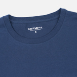 Женское платье Carhartt WIP W' Shore Dress Blue/White/Black фото- 1