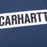 Женское платье Carhartt WIP W' Shore Dress Blue/White/Black фото- 2
