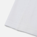 Женская футболка Champion Reverse Weave Basic White фото- 4