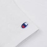 Женская футболка Champion Reverse Weave Basic White фото- 3