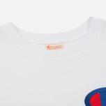 Женская футболка Champion Reverse Weave Big Logo White фото- 1