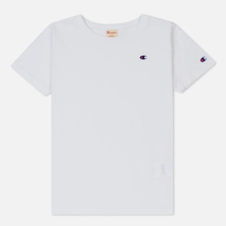 Женская футболка Champion Reverse Weave Crew Neck White