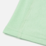 Женская футболка Champion Reverse Weave Crewneck Logo Embroidery Green фото- 4