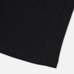 Женская футболка Champion Reverse Weave Script Logo Crew Neck Black фото- 4
