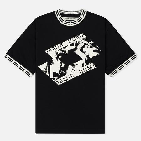 Женская футболка Damir Doma x Lotto Tiara LL Coal