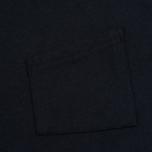 Edwin W' April Pocket Women's T-shirt Black photo- 2