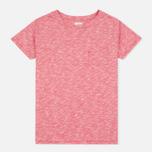 Женская футболка Edwin W' April Pocket Red фото- 0